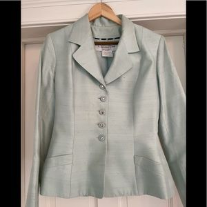 Christian Dior vintage silk jacket